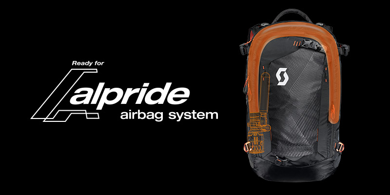 SCOTT Alpride Airbag System