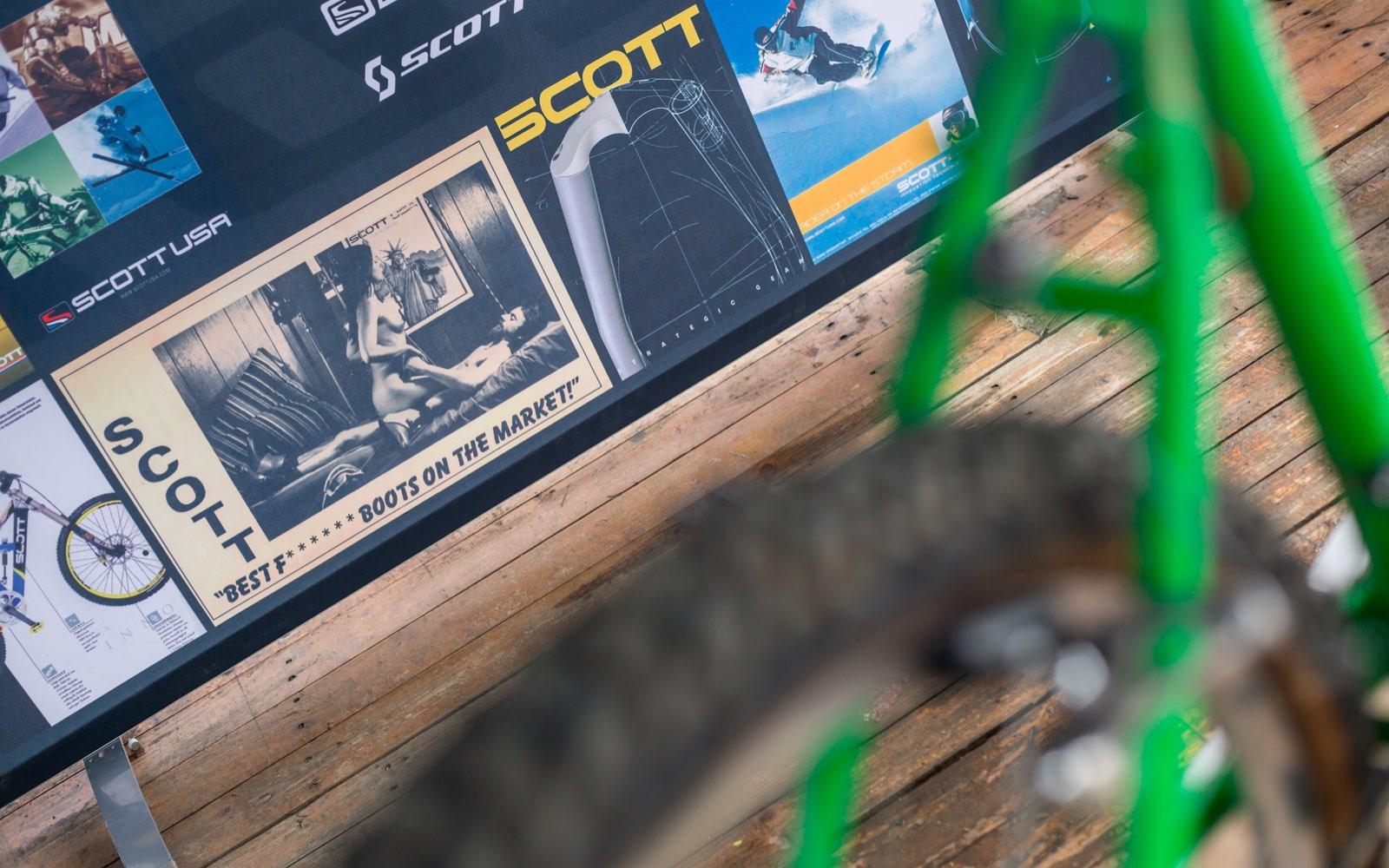 SCOTT Pro Racing
