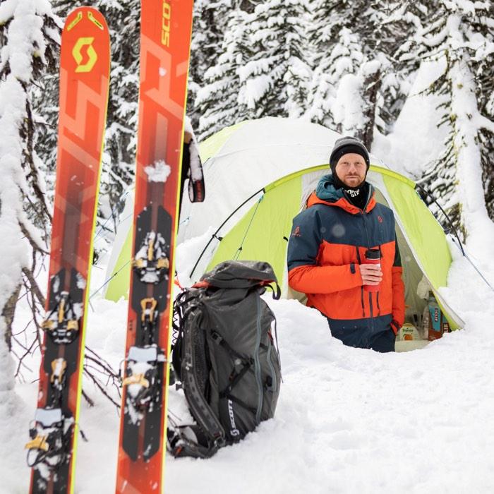 winter adventure camp